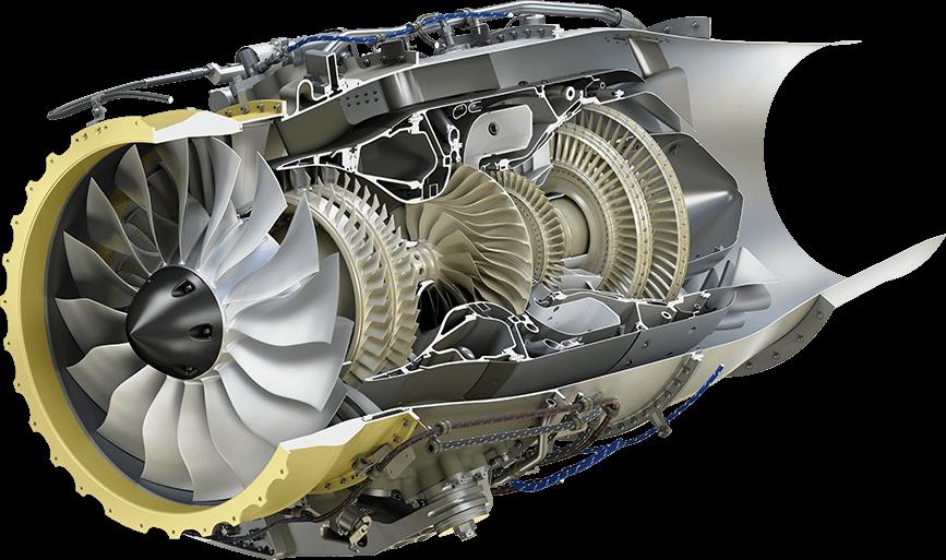 Explore The Hf120 Engine Turbofan Propulsion System Ge